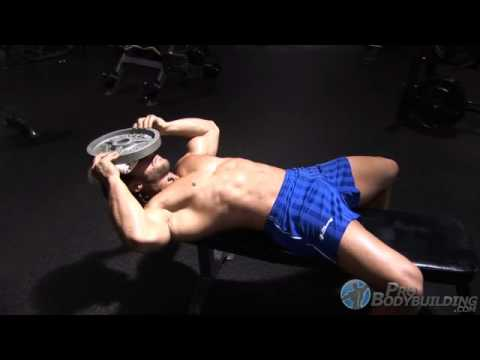 Weighted Neck Raises