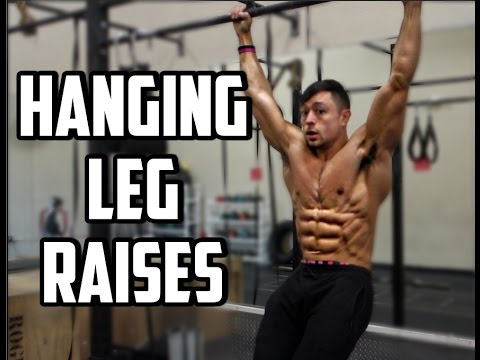 Matt Ogus - Hanging Legs Raises - BTS