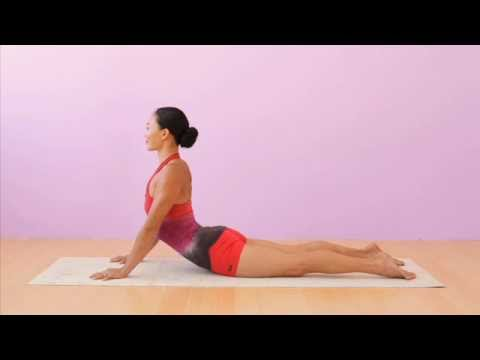 Cobra Pose: Home Practice from Yoga Journal