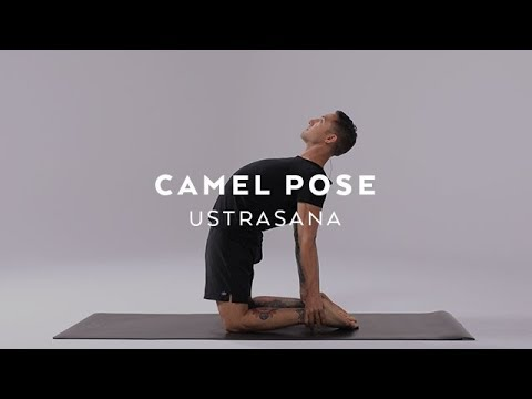 How to do Camel Pose   Ustrasana Tutorial with Dylan Werner