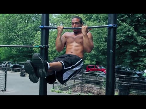 How to do Head Banger Pull ups (HARD)