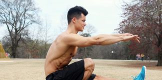 Los mejores ejercicios de pierna sólo con peso corporal