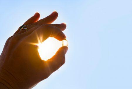 La mejor forma de conseguir Vitamina D es a través del Sol