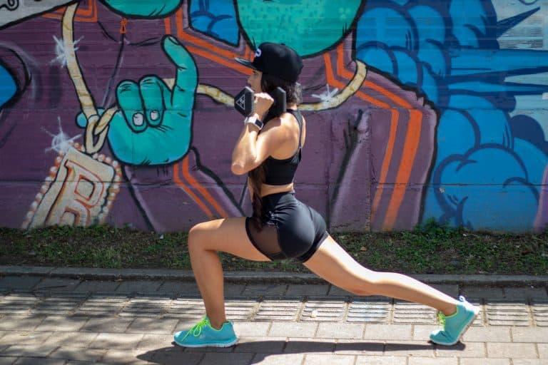 Por qué debes incluir las zancadas en tu entrenamiento