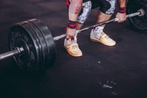 guía de ejercicios: peso muerto